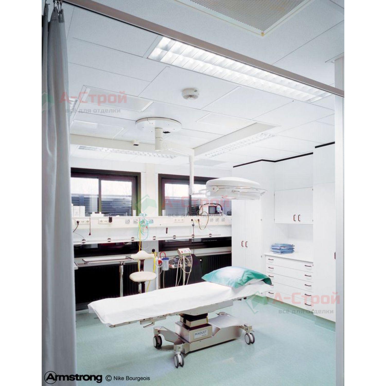 Подвесной потолок Армстронг BioGuard Acoustic (БиоГуард Акустик) MicroLook