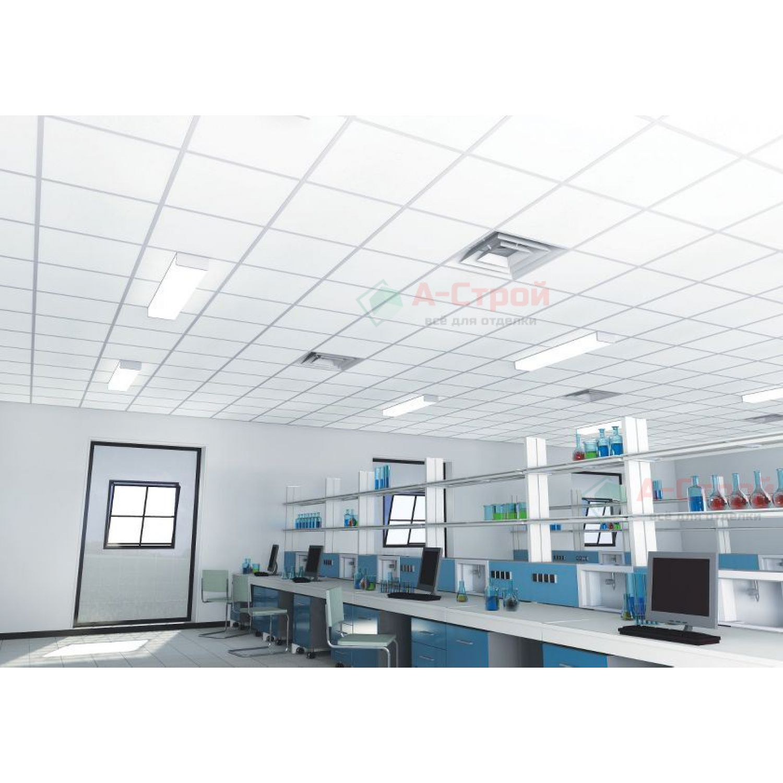 Подвесной потолок Армстронг CLEAN ROOM FL (95 RH)