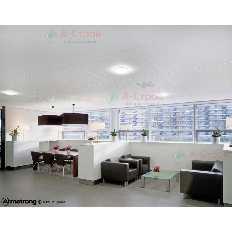 Подвесной потолок Армстронг Neeva / Nevada (Нива / Невада) MicroLook