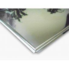 Кассетный потолок алюминиевый АР600А6 цвет суперхром