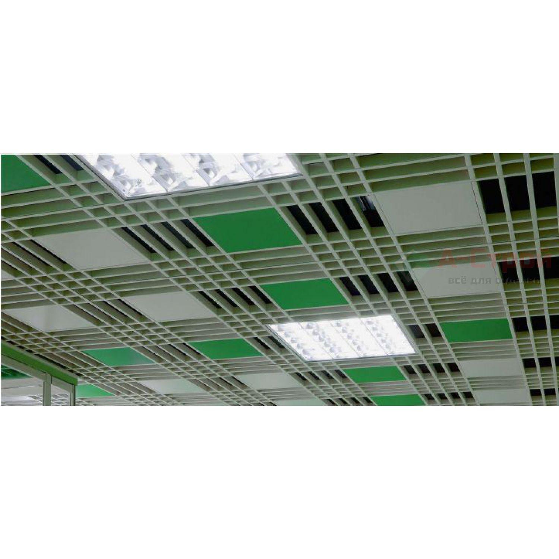 Грильято потолок «Нестандартная ячейка»