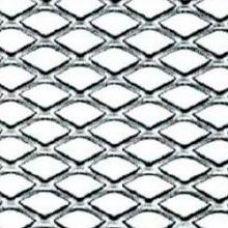ПВС потолок AP600A6/45° (R16) ромб оцинковка