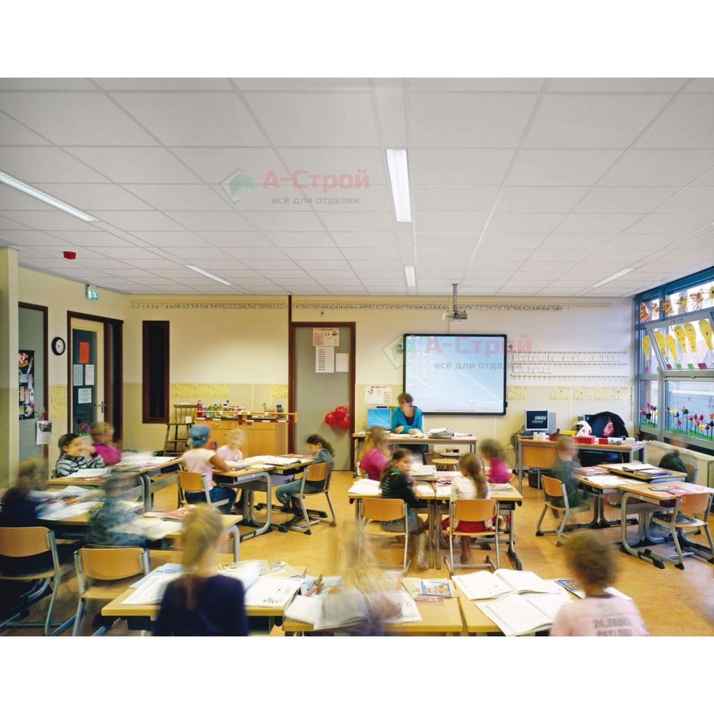 Подвесной потолок Армстронг Academy Diploma (Академия Диплома) Tegular