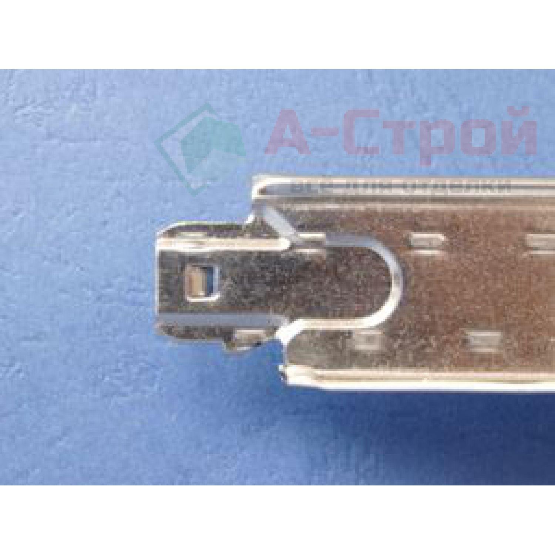 Подвесная система 24/30 белый матовый (оцинкованная сталь)