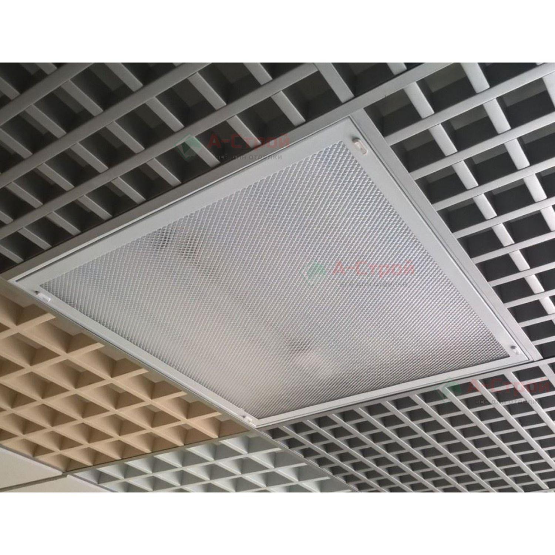 Светильник светодиодный потолочный OMEGA LED PRISMA-32W